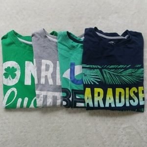 Lot of Boys Tees size 7-8